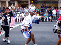 Festival japonais à peu de Tokyo Images stock
