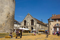 Festival of Joan of Arc - Compiengne. Medieval Market and Feast, May 21/22 2011, in Compiegne, France Stock Images