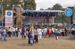 Festival justo de Sorochinskaya. Fotos de Stock