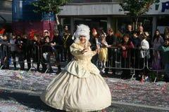 Festival Karnavali Lemesou 2017 de carnaval de Limassol photo stock