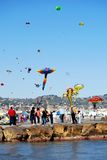 Festival of the Kites Stock Photos
