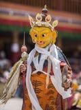 Festival Ladakh di Hemis Immagini Stock Libere da Diritti