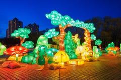 Festival lantern Royalty Free Stock Photography