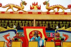 Festival of lanterns Royalty Free Stock Image