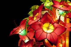 Festival lanterns Stock Photo