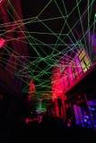 Festival ligero en Gante Fotografía de archivo libre de regalías
