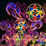 Festival of Lights royalty free stock photos