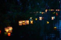 Festival of lights Stock Photo