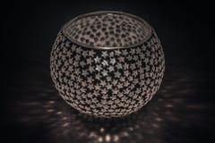 Festival of lights candle light diwali tealight holder royalty free stock images