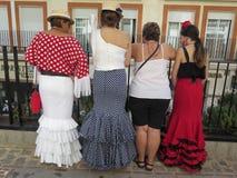 Festival local del pueblo Foto de archivo
