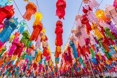 Festival Loi Kratong Lizenzfreies Stockfoto