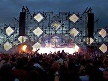 Festival Lollapalooza 2017 royalty free stock photos