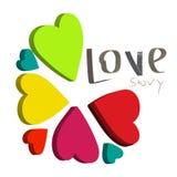 Festival of Love Stock Photo