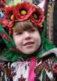 Festival Malanka Fest_44 de la Navidad Imagen de archivo libre de regalías
