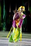 festival malaysia för 2007 färger Royaltyfria Foton