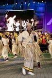 festival malaysia för 2010 färger Arkivfoto