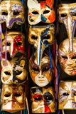 Festival Masks Royalty Free Stock Photo