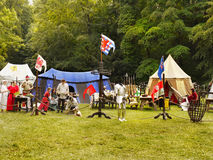 Festival medieval Imagens de Stock Royalty Free