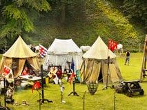 Festival medieval Imagens de Stock