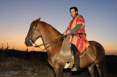 Festival Medieval of Consuegra Stock Photo