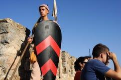 Festival Medieval de Consuegra Stock Photo