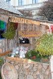 Festival medieval Munich de la Navidad Fotografía de archivo libre de regalías