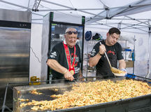 Festival mussels 2017 Royalty Free Stock Images