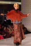 Festival musulmano 2014 di modo Fotografia Stock