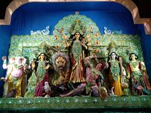 Free Festival Of Bengal Stock Photography - 130103582