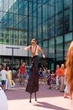 Festival of Ostrava streets Stock Photo