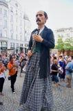 Festival of Ostrava streets parade 2017 Royalty Free Stock Photo