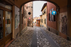 Festival of the Painted Wall in Dozza Stock Photography