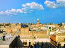 Festival Pakistan Faisalabad de cerf-volant photo libre de droits