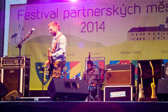 Festival partner cities 2014 Stock Photography
