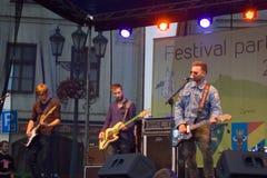 Festival partner cities 2014 Royalty Free Stock Photo