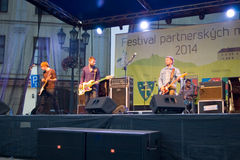 Festival partner cities 2014 Royalty Free Stock Photography