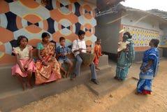 Festival In Purulia Stock Photo