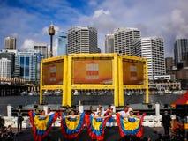 Festival querido da festa do porto Fotos de Stock