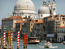 Festival of the Redeemer in Venice Stock Photos