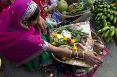 Festival religioso Foto de archivo libre de regalías