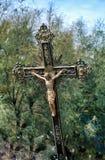 Festival religioso católico el 27 de septiembre en Civitavecchia Fotografía de archivo