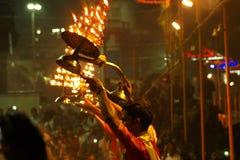 Festival religioso indiano fotografia de stock