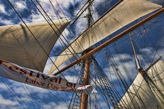 Festival of Sail in San Diego Stock Photography
