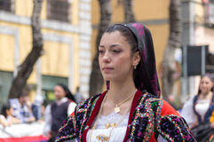 Festival of Saint Efisio. Cagliari Royalty Free Stock Photography