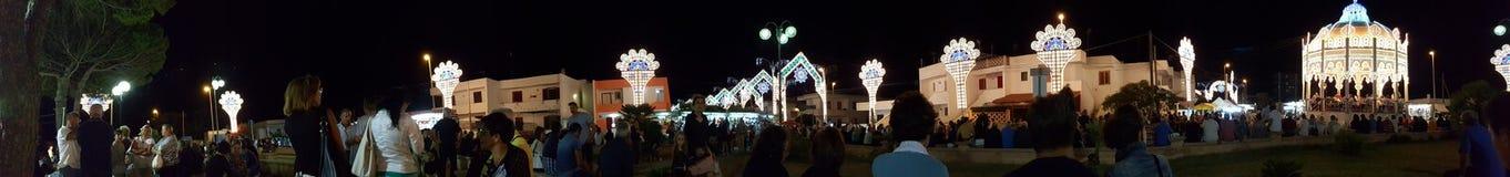 Festival santamente de Maria Fotografia de Stock Royalty Free