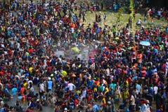 Festival Serayu do interstício de Iwak Fotografia de Stock Royalty Free