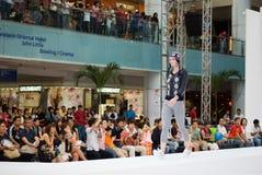 festival singapore för 2008 mode Royaltyfri Foto