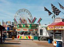 Festival situado a mitad del camino foto de archivo libre de regalías