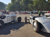 2018 Goodwood Festival of Speed. Stock Image