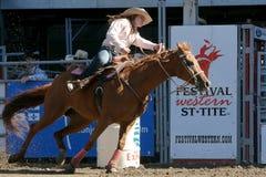 Festival St-Tite ocidental Fotografia de Stock Royalty Free